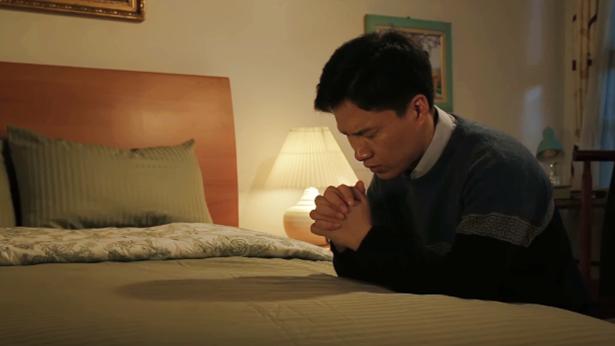 基督徒祷告,灵修,祈祷