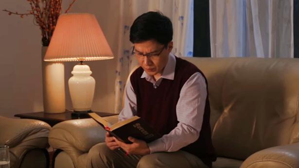 基督徒在读神话语,神选民吃喝神话