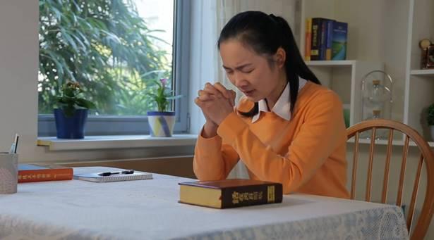 向神祷告寻求