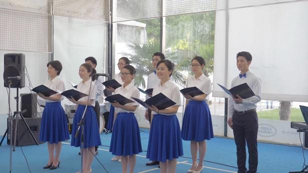 都灵跨宗教音乐节:  全能神教会基督徒首次参加备受关注