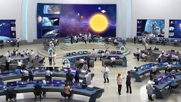 人类探索宇宙,科学发展