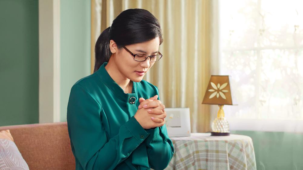 家人的搅扰使我更有信心跟随神