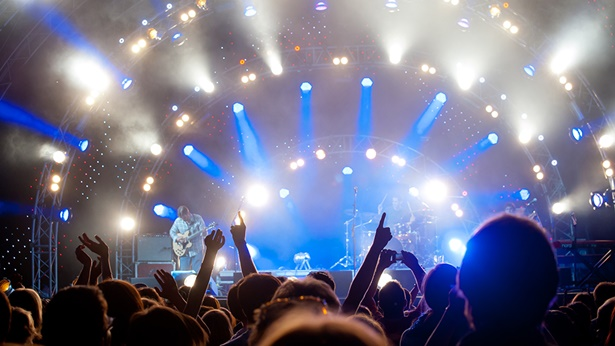 追星族,演唱会