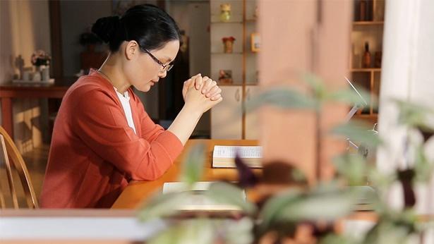 向神祷告立心志